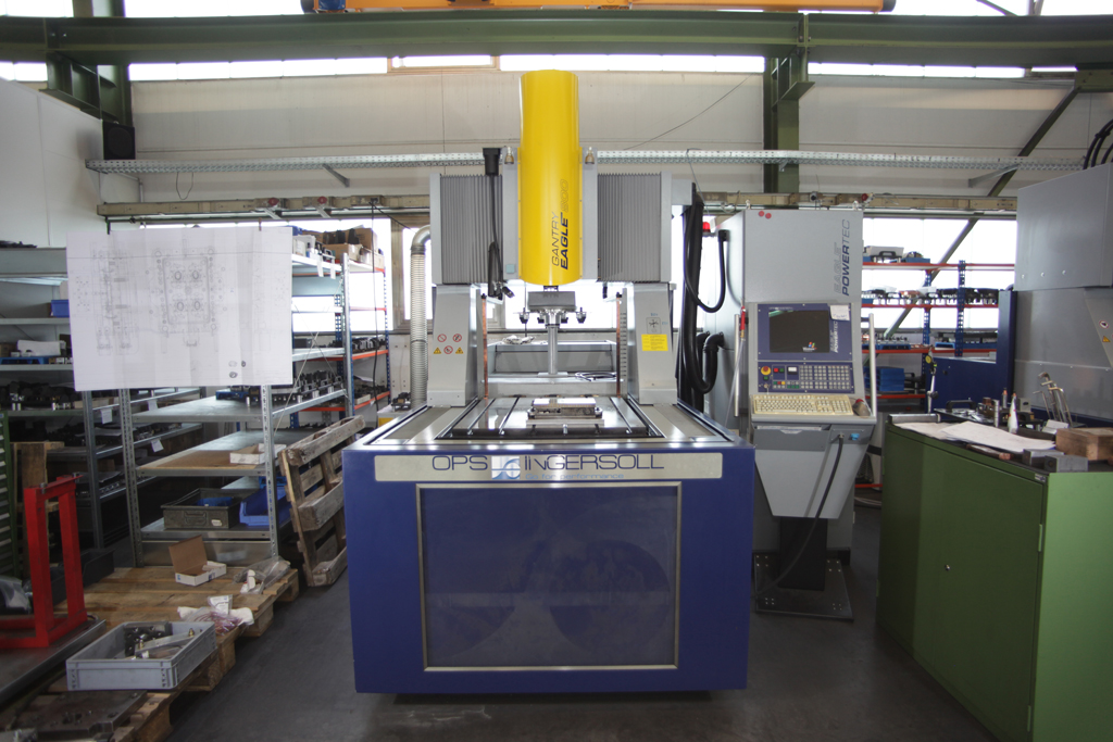 Gantry Eagle 800